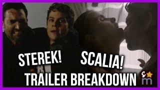 TEEN WOLF Season 6B Trailer - Stiles & Derek Return, Scott & Malia Hookup? | Cheat Sheet