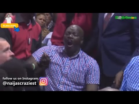 Download Prophet Bushiri Cast Out Anaconda Snake Spirit From Member During Deliverance- Major 1 HD Mp4 3GP Video and MP3