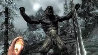 The Elder Scrolls V: Skyrim Первый и самый популярный трейлер