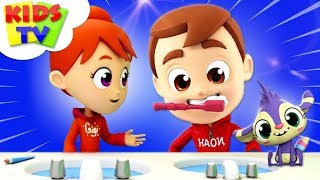This Is The Way   Supremes Cartoons   Preschool Nursery Rhymes for Babies by Kids Tv