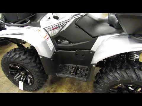 2018 Yamaha Kodiak 700 EPS SE in Romney, West Virginia