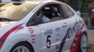 preview picture of video 'Rallye National de Saint Leu (27/08/11)'