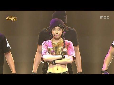 GLAM - I like that, 글램 - 아이 라이크 댓, Music Core 20130126