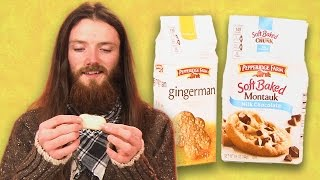 Irish People Taste Test Pepperidge Farm Cookies