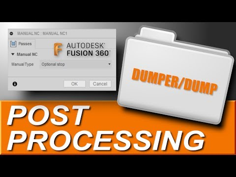 Beginners Guide to Editing Post Processors in Fusion 360! - NYC CNC
