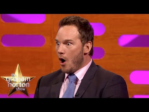 Chris Pratt Talks Accents, Getting Naked & Stealing Food   The Graham Norton Show CLASSIC CLIP