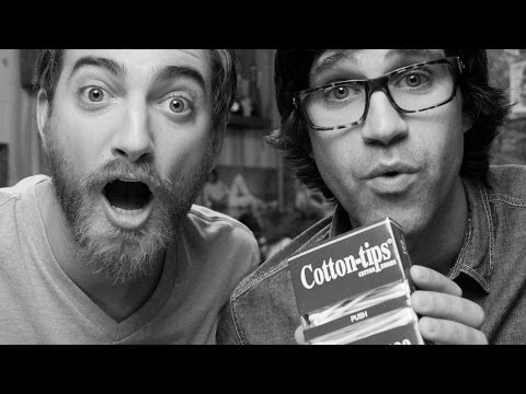 Amazing ASMR Experience – Rhett and Link