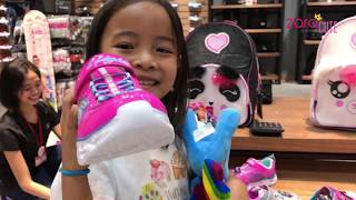 Cara Merawat Sepatu | Zara Cute beli Sepatu Baru