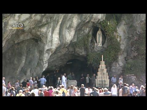 Chapelet à Lourdes du 26 septembre 2019