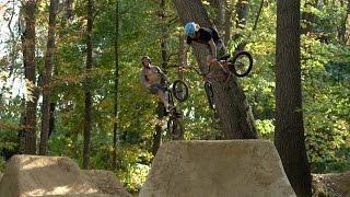 Cory Nastazio and Tyler Trueman East Coast Trails Trip 2016