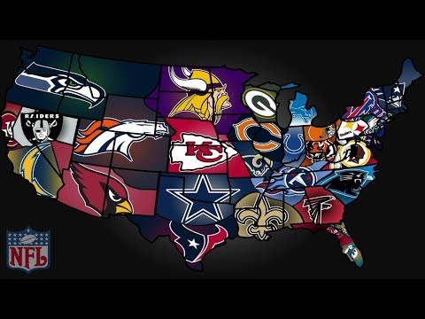Predicting Every NFL Team's Record in 2017... DO YOU AGREE WITH YOUR TEAM'S?