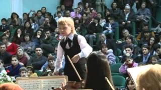 Edward Yudenich conducting F. Liszt - Les Preludes