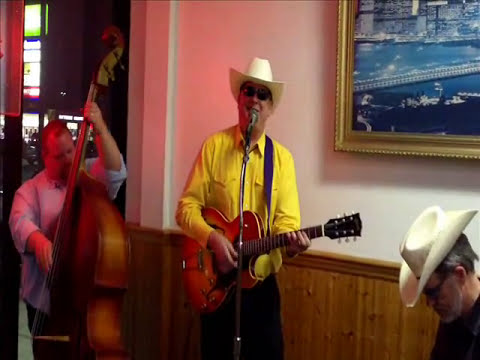 GEORGE McCLURE live - MILES AND MILES OF TEXAS - music cow jazz Western & swing