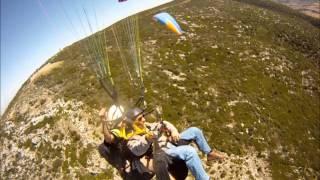 preview picture of video 'Volar en Parapente. Algodonales. Zero Gravity'