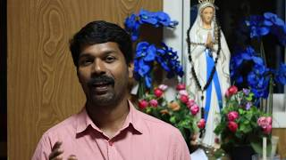 Jesus Youth Commitment   Testimony   Aby M George