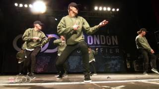Ruff Diamond   3rd Place - Upper Division   World of Dance London Qualifier   #WODUK16