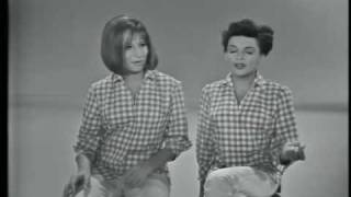 Judy Garland & Barbra Streisand - Horray for Love