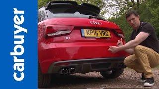 Audi S1 hot hatchback - Carbuyer