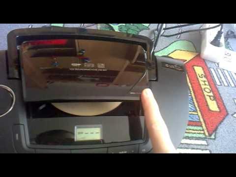 philips AZ 1837/12 unboxing - YouTube