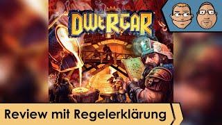 Dwergar – Brettspiel – Review und Regelerklärung