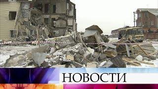 Следователи выяснили, что пострадавший от взрыва газа в Красноярске дом построен незаконно.
