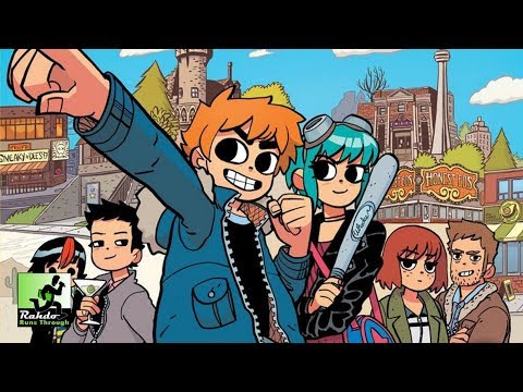 Rahdo Runs Through►►► Scott Pilgrim's Precious Little Card Game