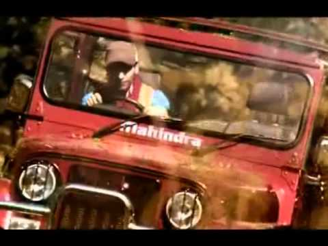 Exclusive Mahindra Thar TVC - first look!