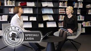 Pokalbis su VRK pirmininke Laura Matjošaityte || R.I.T.A. || Speciali laida