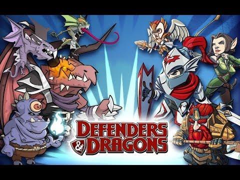 Defenders & Dragons IOS