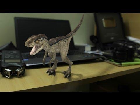 Jurassic World: Fallen Kingdom in Real Life