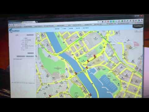 Video of RoadMapsK(로드맵스K) 자전거 네비게이션