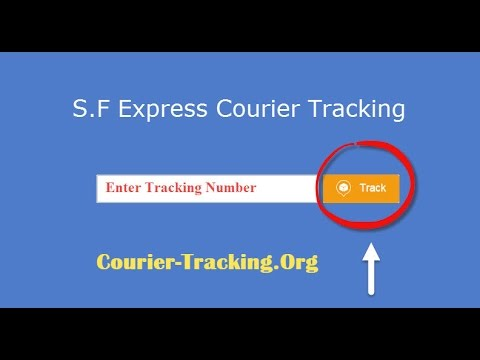S F Express Tracking | S F Express Courier Tracking Guide