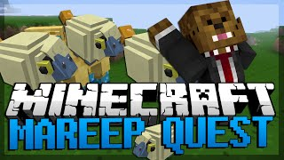 Mareep  - (Pokémon) - Minecraft Pokemon Mareep Quest w/ JeromeASF & Friends!