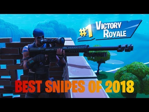 FORTNITE BEST SNIPES OF 2018 feat. Ninja, Tfue, TSM_Myth, DrLupo...