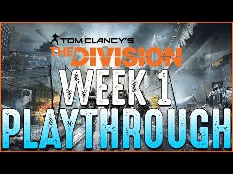Week 1 Playthrough - RipperX