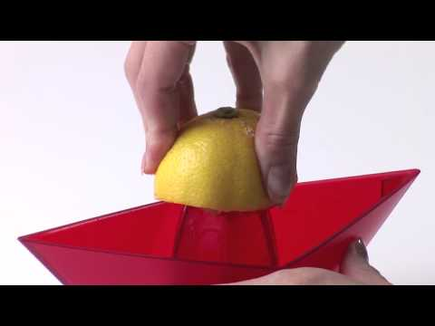 Ahoi Fruit Squeezer from Koziol