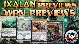 Ixalan Spoilers: Burning Sun's Avatar, Walk the Plank, Bishop of Rebirth, and more – MTG!