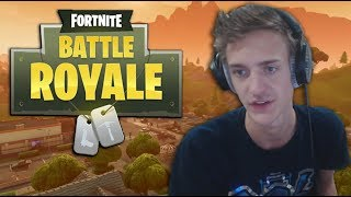 Ninja   Fortnite Battle Royale Highlights