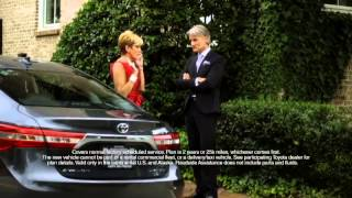 Monte Durham & Lori Allen Toyota Care Commercial