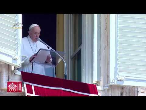 Reconversion de la basilique Sainte-Sophie, l'émotion du pape François