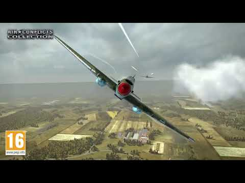 Видео № 0 из игры Air Conflicts Collection [NSwitch]