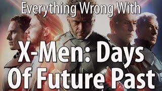 Download Youtube: Everything Wrong With X-Men: Days of Future Past