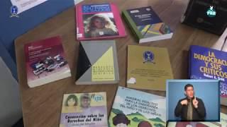 Biblioteca PDDH realiza Promoción de Derechos Humanos
