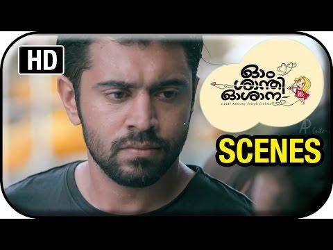 Om shanti oshana movie scenes hd   nazriya falls for nivin pauly   renji panicker