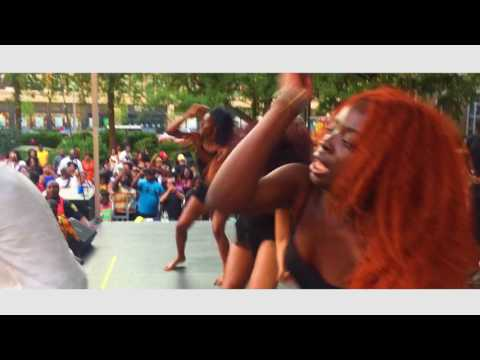 Highlight: Bisa Kdei headlines Afro Festival in New Jersey