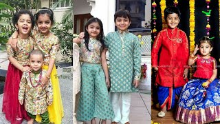 Trending Brother Sister Matching Dresses || Siblings Matching Outfit Ideas 2020