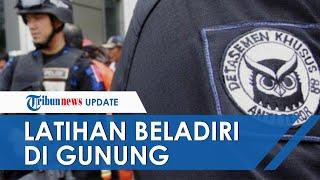 Teroris di Pangandaran Pernah Latihan Beladiri di Gunung Galunggung, 1 Orang Siapkan Bahan Peledak