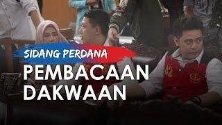 Video Sidang Perdana Galih Ginanjar, Pablo Benua, dan Rey Utami