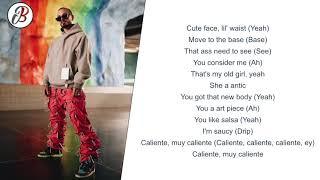 Loco contigo - Dj Snake ft. J Balvin & Tygo (LETRA)