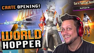 WORLD HOPPER CRATE OPENING - MY NEW FAVORITE OUTFIT?